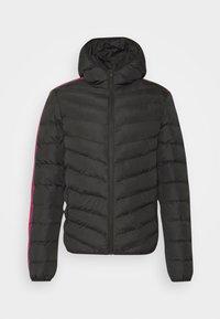 HARLEY - Light jacket - black