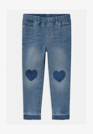 TODDLER GIRL - Jeans Skinny Fit - blue denim