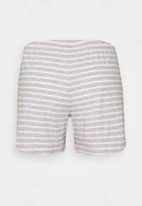 Marks & Spencer London - CAMI STRIPE  SET - Pyjamas - grey - 4