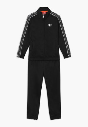 ATHLETIC SET - Tracksuit - black