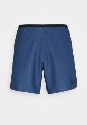 SHORT - Sports shorts - mystic navy/black