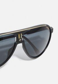 Carrera - UNISEX - Sunglasses - matte black - 4