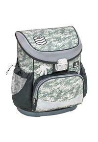 Belmil - SET - School bag - mottled grey - 3