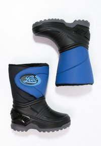 LICO - TERRA - Vysoká obuv - schwarz/blau - 1