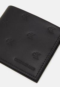 Calvin Klein Jeans - BILLFOLD - Wallet - black - 4