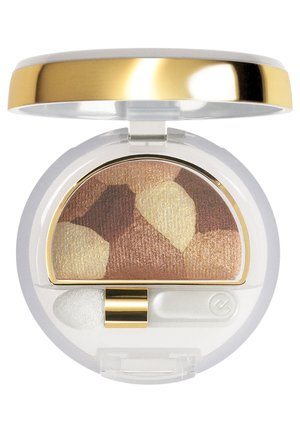 DOUBLE EFFECT EYESHADOW WET&DRY - Lidschatten - n.18 bronze patchwork
