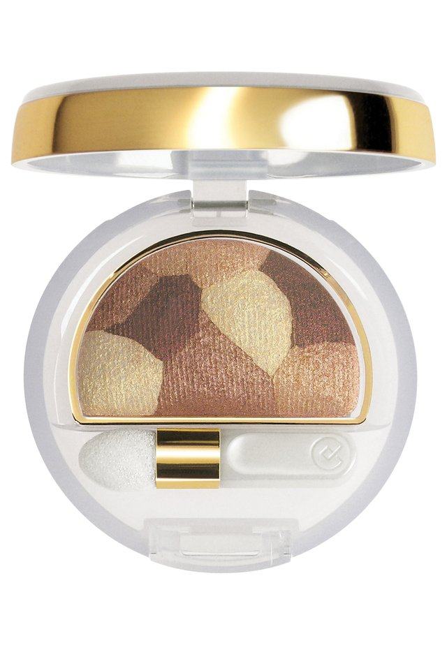 DOUBLE EFFECT EYESHADOW WET&DRY - Ombretto - n.18 bronze patchwork