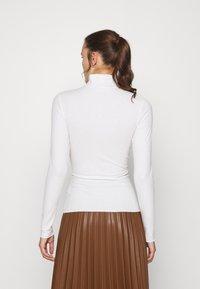 Zign - Pitkähihainen paita - off-white - 2