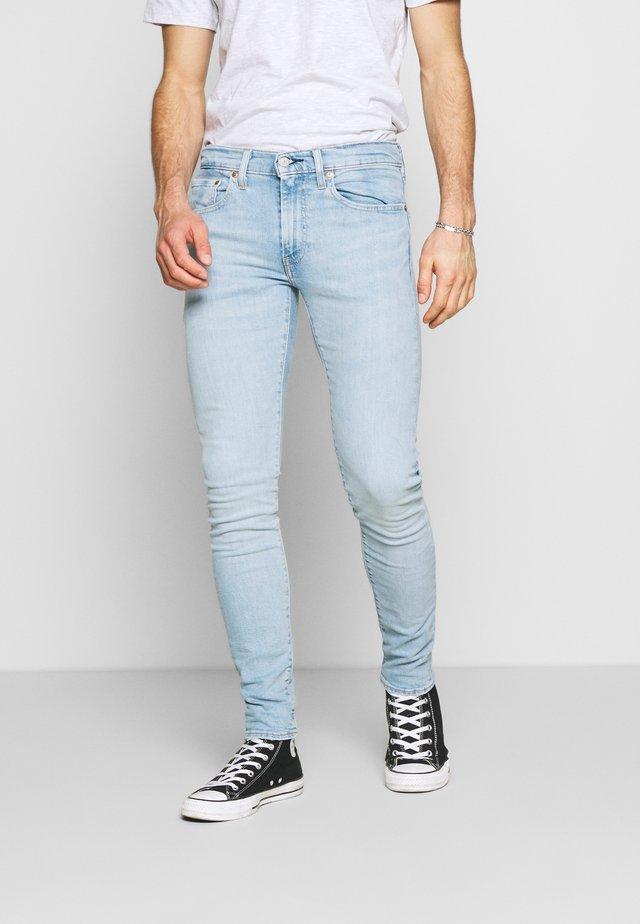 SKINNY TAPER - Jeans Skinny - light-blue denim