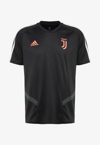 adidas Performance - JUVENTUS TURIN TR JSY - Club wear - black/dark grey - 5