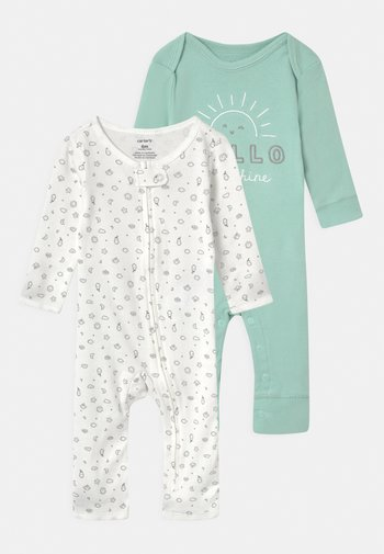 2 PACK UNISEX - Pyjamas - multicolor
