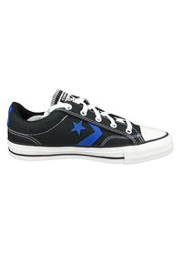 Converse - Trainers - black game royal white - 5
