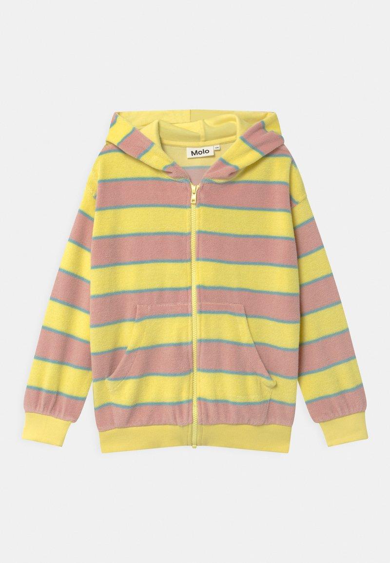Molo - MEL - Zip-up sweatshirt - light pink