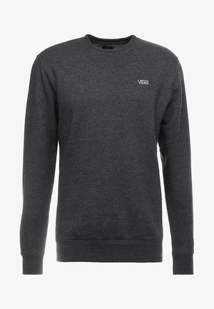 BASIC CREW - Sweater - black heather