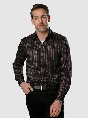 Shirt - schwarz,goldfarben