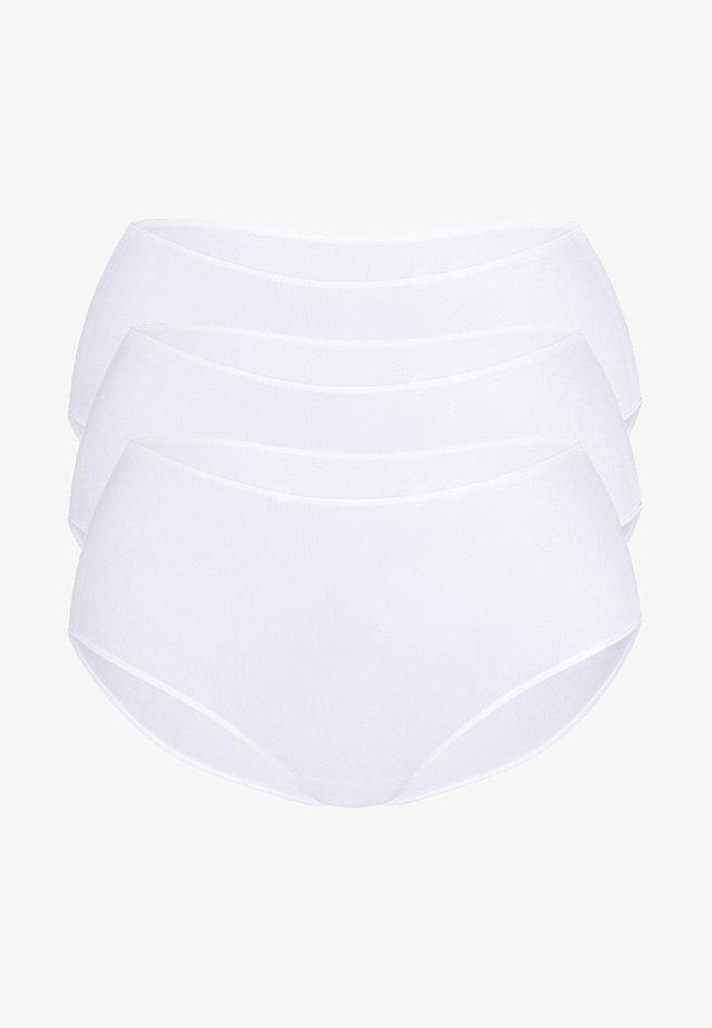 3PACK - Onderbroeken - weiß