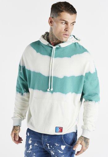SPACE JAM OVERSIZED HOODIE - Sweater - teal