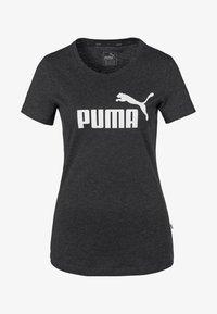 Puma - T-shirt imprimé - dark grey - 0