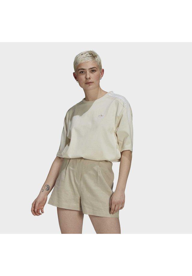 Print T-shirt - non-dyed