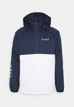VICTORY ANORAK - Kurtka wiosenna - white/dress blues