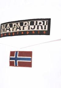 Napapijri - RAINFOREST WINTER - Giacca da mezza stagione - brightwhite - 4