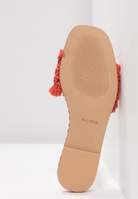 ALDO - YBAOLLA - Pantofle - orange - 6
