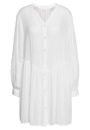 JESLIE TUNIC - Blouse - bright white