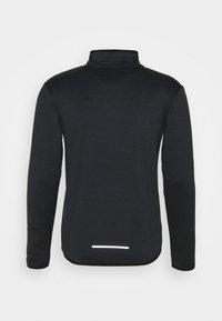 Endurance - LEDGER WAFFLE MIDLAYER - Sweatshirt - black - 1