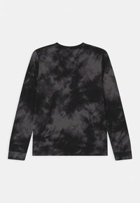 Abercrombie & Fitch - PATTERN - Long sleeved top - black - 1
