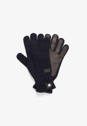 Gloves - lapislazzulo