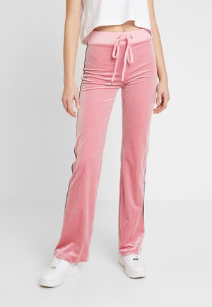 LAVINA TRACK PANT - Tracksuit bottoms - baby pink