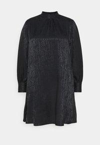 Pieces Curve - PCDIVINE DRESS - Day dress - black - 0