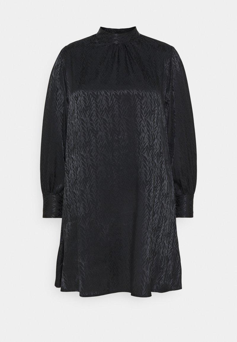 Pieces Curve - PCDIVINE DRESS - Day dress - black