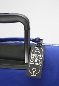 Kipling - DISTANCE S - Wheeled suitcase - laser blue - 5