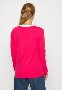 adidas Originals - Long sleeved top - power pink/white - 2