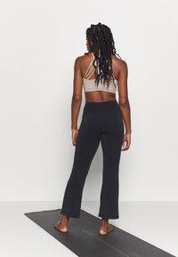 Even&Odd active - Pantalones deportivos - black - 2