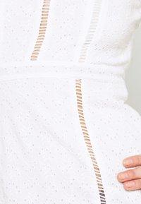 Lace & Beads - ELAINA DRESS - Cocktail dress / Party dress - white - 5