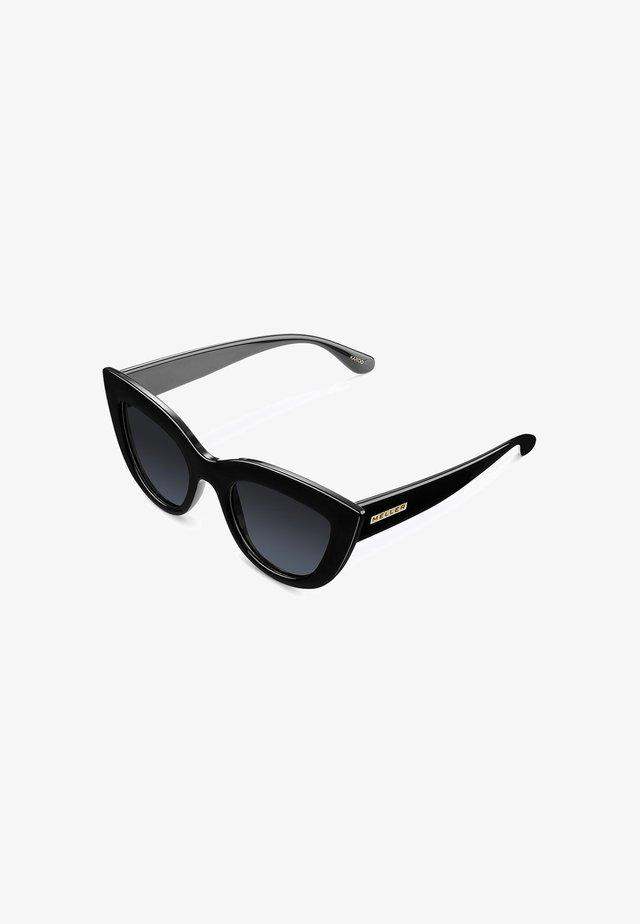 KAROO - Zonnebril - all black