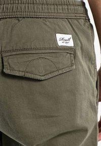 Reell - REFLEX RIB - Trousers - olive - 5