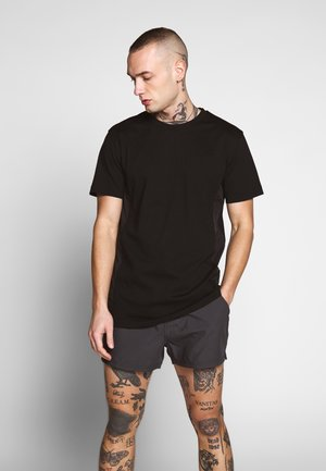 MILITARY MUSCLE - Basic T-shirt - black