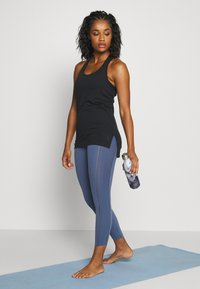 Nike Performance - YOGA LUXE 7/8 - Legging - diffused blue - 1