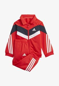 adidas Performance - Tracksuit - red - 0