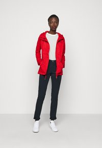 ONLY Tall - ONLLORCA - Parka - mars red - 1