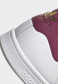 adidas Originals - STAN SMITH SPORTS INSPIRED SHOES - Trainers - ftwr white/power berry/pink tint - 8