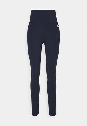 DAMEN LEGGINGS - Tights - dunkel blau