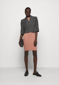 Vivienne Westwood - TUBE DRESS - Jersey dress - dusty pink - 1