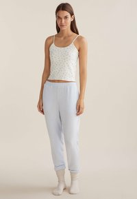 OYSHO - Pyjama top - blue - 0