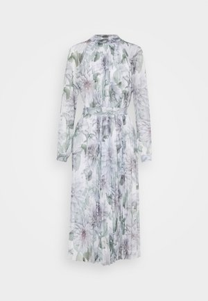 LUULUU - Shirt dress - white