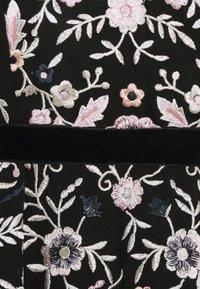 STUDIO ID - EMBROIDED DRESS - Cocktailkleid/festliches Kleid - black - 2