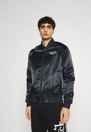AVIS - Bomber Jacket - black beauty